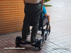 Electric Personal Assistive Mobility Devices wheelchair power assist