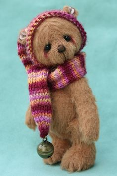 artist bear , Rembrandt , created by pipkins bears