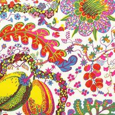 Textile Brazil- Jpsef Frank. Sold here at Svenskt Tenn