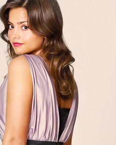 Jenna-Louise Coleman. she plays Clara in doctor who.