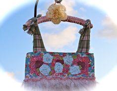 Rustic n' Romantic Gypsy Cowgirl Dress Mori Girl Dolly by IzzyRoo, $78.63