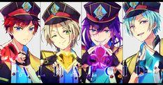 Boy Character, Ensemble Stars, Akira, Kawaii Anime, Anime Guys, Anime Characters, Anime Art, Idol, Animation