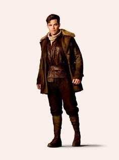 Captain Steve Trevor (Wonder Woman)