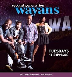 The second generation wayans online dating