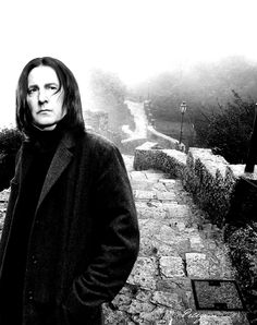 Severus Snape by Pelegrin-tn on @DeviantArt