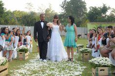Vestido de Noiva da Bruna