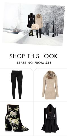 """""""Untitled #6"""" by semiragoletic ❤ liked on Polyvore featuring Miss Selfridge and Givenchy"""