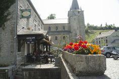 Celles, une pause bien méritée après la visite des lieux historiques. http://www.visitardenne.com/all-access