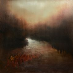 ARTFINDER: The Magic Hour by Maurice Sapiro - oil painting on panel