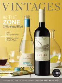 LCBO Wine Picks from September 3, 2016 VINTAGES Release