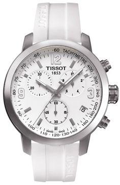 T055.417.17.017.00, T0554171701700, Tissot prc 200 quartz chrono watch, mens