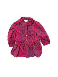 ralph lauren baby blouse $12