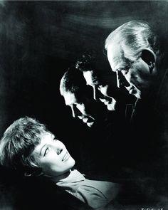 Still of Julie Andrews, James Coburn and James Garner in The Americanization of Emily