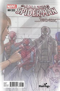 Amazing Spider-Man Vol 3