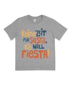 "T - Shirt "" Fiesta"" 100 % BIO im LoveMag #4  von Pecamia auf DaWanda.com"