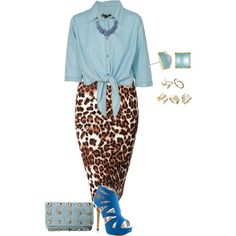 """""""plus size eclectic blues"""" by kristie-payne on Polyvore"""
