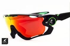 ce712063a904 Oakley jawbreaker sport eyewear with adhoc RX DSM optic lens