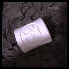 Final priced Tory cuff White cuff 30 is final!!! Tory Burch Jewelry Bracelets