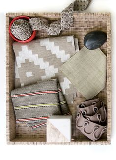 A design style that channels the earthy elements of desert and mountain terrains, Primitive Interpretations explores and preserves ancient beginnings. Create dimension and texture with washed linens, distressed solids, heathered wools and rope-inspired trimmings.