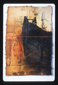 Fiberarts: Layer upon Layer, Fran Skiles