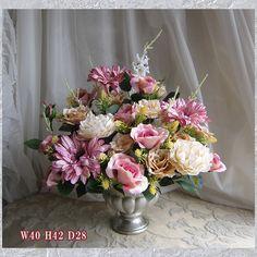 Flower arrangement of Rakuten artificial flower arrangement ◆ Gerbera (pink) ◆ [art flower] [flower gift] [silk flower]: Pistil