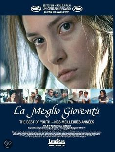 La Meglio Gioventu: My Favorite Movie Film Movie, Series Movies, Top Movies, Great Movies, Dylan Moran, Clemence Poesy, Eartha Kitt, Drame, Joan Baez