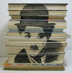 Victorian Era Drawings - Charlie Chaplin by South African artist Gideon Schutte Altered Books, Altered Art, Roman Candle, Welcome Design, South African Artists, Charlie Chaplin, Art Uk, Victorian Era, Art Studios