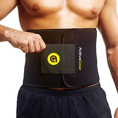 Active Gear Waist Trimmer Belt Unisex Regular 9 Wide  42 Long * Want to know more, click on the image.