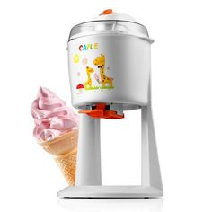 Household DIY High-Quality Fruit Ice Cream Maker