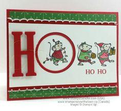 Merry Mice Ho Ho Ho