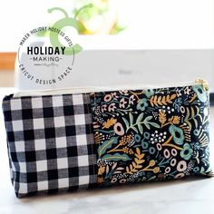 WhipperBerry Zipper Pouch with Cricut Maker