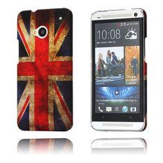 Retro Flag (Union Jack) HTC One Case