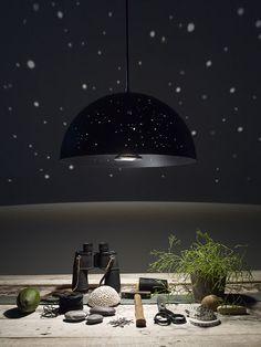 OBJECT: Starry Light Lamps 家がプラネタリウムになるランプシェード