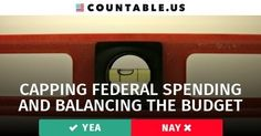 """What do You Think of Rand Paul's Plan to """"Cut, Cap, and Balance"""" the Federal Budget? #Budgets #Defense #Economy #Military #MedicareMedicaid #Government #FederalAgencies #Social #Security #politics #countable #politics #countable"""