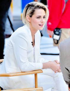 Kristen Stewart at Good Morning America in New York City 7/11/2016