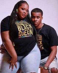 Plus Size Couple Black Love Couples, Black Love Art, Black Is Beautiful, Cute Couples, Black Love Images, Big Girl Quotes, Couple Noir, Black Relationship Goals, Thick Girl Fashion