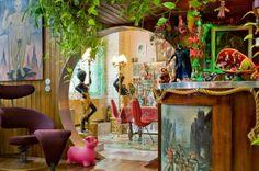 Casa Mega Kitsch em Paris