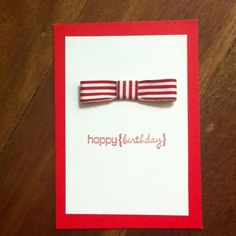 Boy birthday copy card.