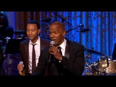 IN PERFORMANCE AT THE WHITE HOUSE | Jamie Foxx and Opening Medley with Nick Jonas, Seal, and John Legend