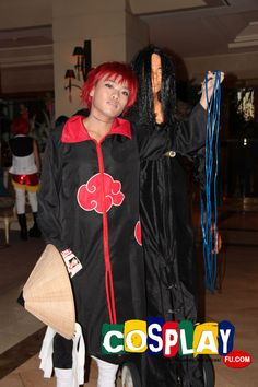 Sasori Cosplay from Naruto Shippuuden in Pacific Media Expo. 2012 United States