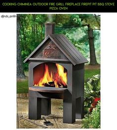 Cooking Chiminea Outdoor Fire Grill Fireplace Firepit Pit bbq Stove Pizza Oven #technology #tech #racing #drone #cooking #outdoor #parts #shopping #gadgets #plans #fpv #chiminea #products #camera #kit