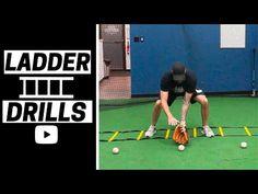 Softball Workouts, Softball Drills, Softball Coach, Baseball Pitching, Baseball Training, Sports Training, Sports Baseball, Baseball Stuff, Agility Workouts