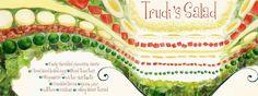 trudi's salad