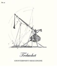 Trebuchet - Counterpoint Siege Engine