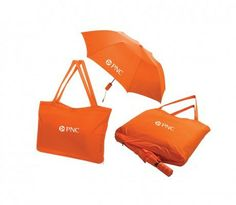 Promotional Item - All in One Bag/Umbrella