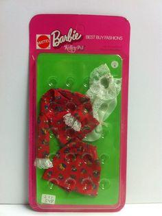 Vintage Barbie Kelley Pj Christie BEST BUY FASHION #7748 NRFB MIB MIP MOC #Dolls