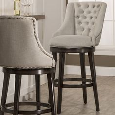 """You'll love the Daniel 30"""" Swivel Bar Stool at Birch Lane - With Great Deals on all products and Free Shipping on most stuff, even the big stuff."""