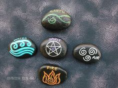 Hey, I found this really awesome Etsy listing at https://www.etsy.com/listing/182850534/elemental-stones-with-gray-swirls