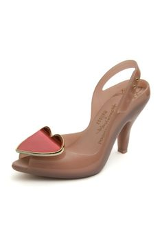 Lady Dragon shoes by Vivienne Westwood + Melissa. Yes, they are plastic but they are surprisingly comfortable