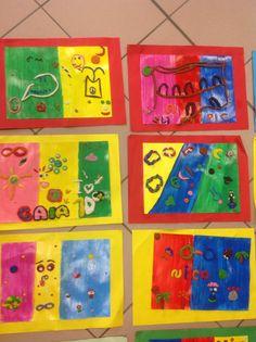 Ispirandosi a Paul Klee